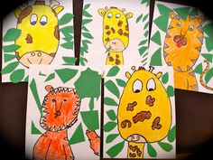 Giraffe Directed Draw
