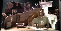 The Piano Lesson (Mo - The Piano Lesson (Model). McCarter Theater. Scenic design…