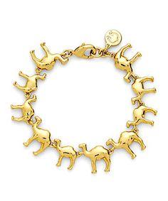 Camel Caravan Bracelet