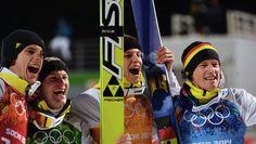 Germany #skijump #team