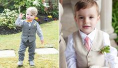Adorable Ring Bearer Outfits » Alexan Events | Denver Wedding Planners, Colorado Wedding and Event Planning