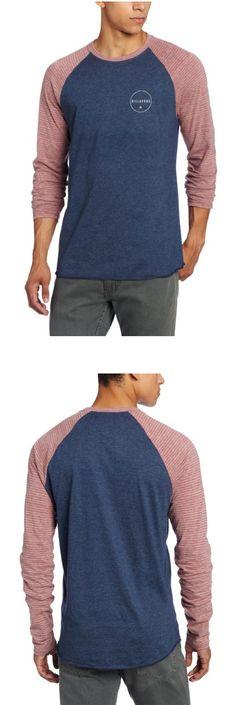 Billabong Men's Essential Raglan Long Sleeve T-Shirt