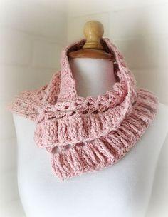 Cowl Crochet Pattern $