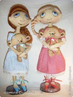 Mimin Dolls: Doll nagy szeme festett