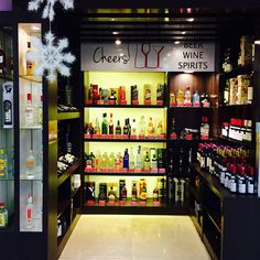 Cheers @ FRESH n EASY. The best of domestic and imported liquor, wine and beer brands in Dehradun City!