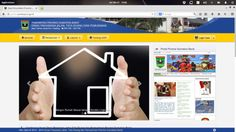 Perkim Sumbar Web Application Designer : Anna Erdiawan Programmer : @budisunaryo