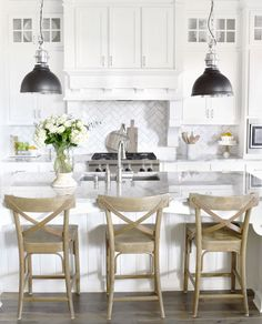 Tour this Refined and Fresh Family Home in Dallas | The Everygirl