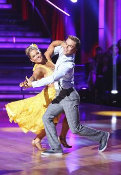 Shawn Johnson - Dancing With The Stars - ABC.com