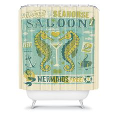 Love this one!! I ordered it for my vintage Mermaid and ocean themed Hollywood bathroom.