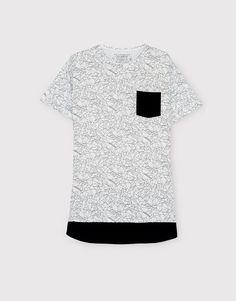572 mejores imágenes de busos   Men s, T shirts y Casual t shirts f2fdf093cb