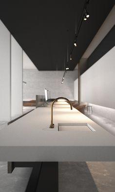 AD office interieurarchitect Arçen Dockx — M 1114 | Ontvangstruimte