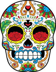 Mark Montano: Sugar Skull Plates DIY