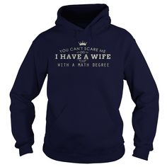 I Have A Wife.   Best T-Shirts USA are very happy to make you beutiful - Shirts as unique as you are.