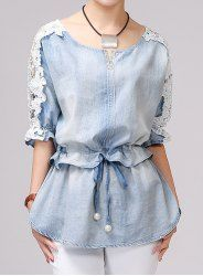 Blouses | White And Cute Blouses For Women Cheap Online At Wholesale Prices | Sammydress.com Page 28