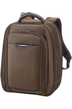 Samsonite Pro DLX 4 Laptop Backpack L 16 Zoll Tobacco