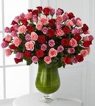 "Luxury Valentine's Day Assorted Roses, Reseda Florist, Reseda Allen's Flower Market.  Offer your heartfelt love with an abundance of our finest 24"" premium roses. http://www.allensflowermarketonline.com/luxury-valentines-day-assorted-roses/"