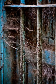 Rust | さび | Rouille | ржавчина | Ruggine | Herrumbre | Chip | Decay | Metal | Corrosion | Tarnish | Texture | Colors | Contrast | Patina | Decay | by ShaukatNiazi, via Flickr