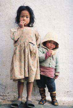 Enfants népalais                                                                                                                                                      Plus