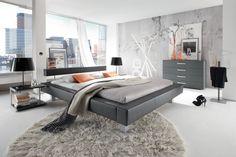 Bett HASENA DREAM-LINE Candina Mico Colba Bettgestell, Doppelbett - Wunderschöne Schlafzimmermöbel