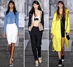middle jacket - DKNY