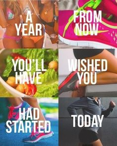 I always do this. I started again today. I just have to keep going and never stop ever again.