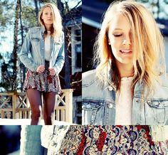 H Jacket, Skirt, Top - 13.04.19 - Petra Karlsson