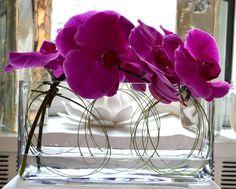 A Modern Floral Milieu | http://www.bonjourandhola.com/2012/08/21/a-modern-flora-milieu/