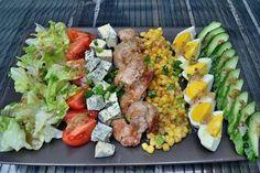 Фото к рецепту: Кобб-Салат