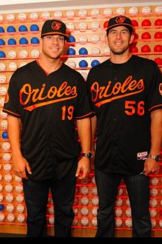 Davis and O'Day-Baltimore Orioles.........................
