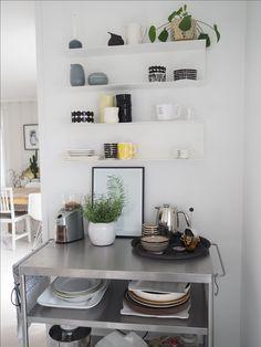Kitchen coffee station 👌🏼☕️ | Ikea | Marimekko | Kähler | Tine K