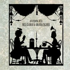 This Is Love: Neil Gaiman's Bachelor Party the Night Before He Married Amanda Palmer | Brain Pickings