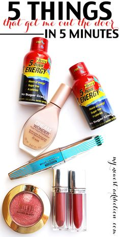 5 Minute Beauty Routine with 5-hour ENERGY® #ThisIsMySecret #shop #cbias  - My Newest Addiction Beauty Blog www.mynewestaddiction.com
