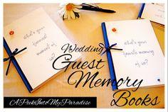 Wedding Guest Memory