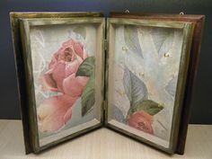 """Κλειδοθήκη : """"Ρομαντικά τριαντάφυλλα"""" εσωτερικά Blog, Painting, Art, Art Background, Painting Art, Kunst, Paintings, Gcse Art"""
