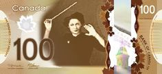 Ethel Stark 1916-2012 She started the first all-woman orchestra in the country; was the first Canadian woman to become a famous conductor. A trailblazer who paved the way for female classical musicians in Canada.
