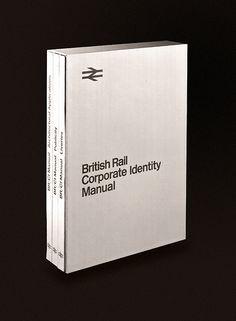 British Rail Corporate Identity Manual — Design Research Unit: Corporate Identity, Corporate Design, Identity Design, Visual Identity, Graphic Design Typography, Graphic Design Art, Book Design, Cover Design, Brand Manual