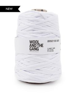 Presenting Jersey be Good by Wool and the Gang. #whitenoise