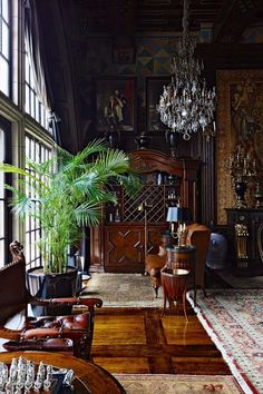 English manor…