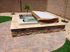 Arizona Backyard Landscapes = Place To Be Super Bowl Sunday! -