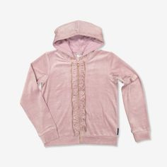 Hoodie velour ❤ liked on Polyvore featuring tops, hoodies, hoodie top, pink velour hoodie, hooded sweatshirt, velour hoodies and hooded pullover