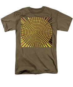 Purchase an adult t-shirt featuring the image of Saguaro Cactus Top Abstract #4 by Tom Janca.  Available in sizes S - 4XL.  Each t-shirt is printed on-demand, ships within 1 - 2 business days, and comes with a 30-day money-back guarantee.