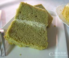 Green Tea Chiffon Cake - Christine's Recipes: Easy Chinese Recipes   Easy Recipes