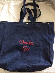 My doula bag