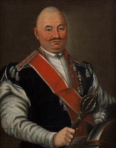 Portret Józefa Gabriela Stempkowskiego, wojewody kijowskiego (zm. 1793)