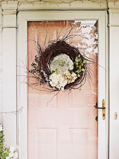 GORGEOUS front door!!