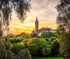 FUCKITANDMOVETOBRITAIN — passport-life: University of Glasgow Glasgow |...