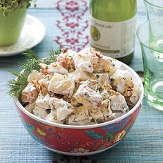 Herbed Potato Salad - 56 Quick & Delicious Summer Salad Recipes - Southern Living