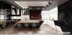 designerski projekt kuchni: styl , w kategorii Kuchnia zaprojektowany przez ARTDESIGN architektura wnętrz