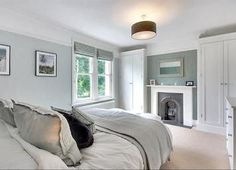 fireplace in bedroom - Google Search