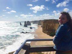 #throwback picture of the Great Ocean Road. Such a good memory  be prepared for many throwback pictures! #tb #greatoceanroad #roadtrip #australia #12apostles #canIpleasegoback by itschristelle